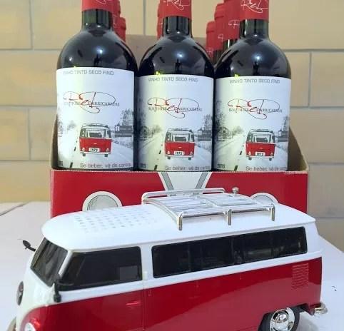 Vinícola Routhier & Darricarrère – não será só o vinho da Kombi que te conquistará