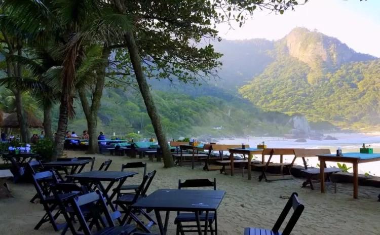 Restaurante Mirante da Prainha e sua vista inesquecível!