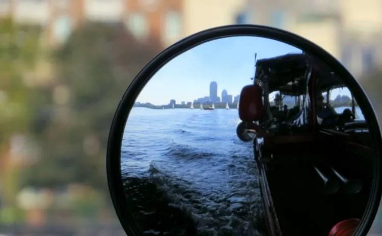 Boston Duck Tours – o único em português e que entra no Charles River!