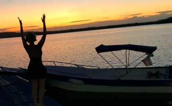 Passeio de volta à Ilha de Boipeba
