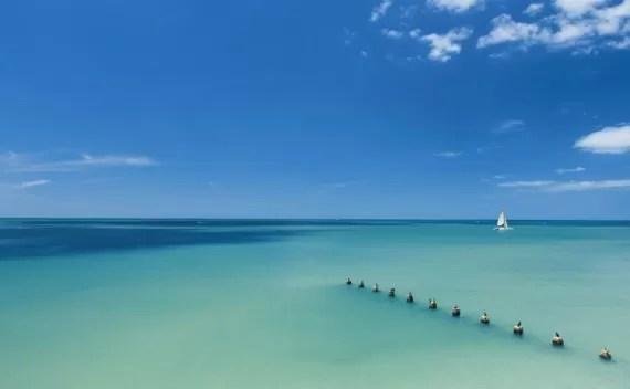 Clearwater é eleita a melhor praia dos Estados Unidos