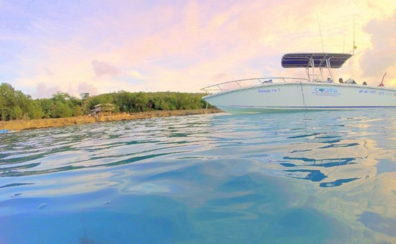 Onde fica San Andrés, o paraíso não é tão logo ali