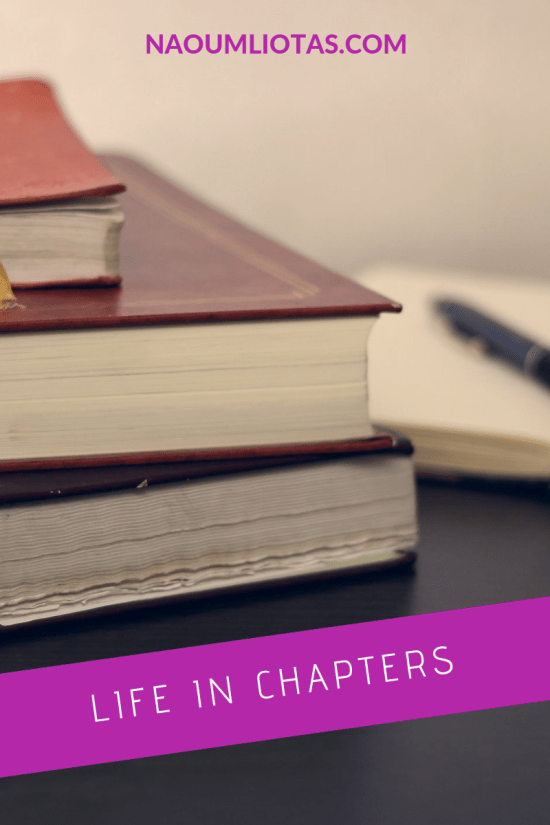 Life in chapters - what therapy is about