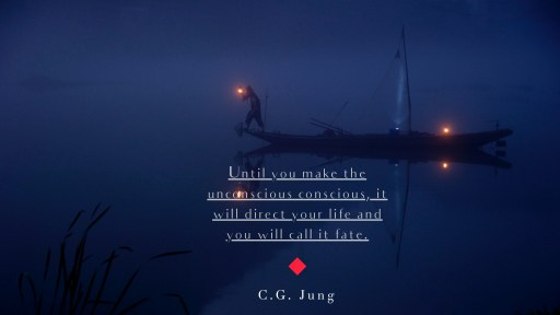 unconscious quote by Jung
