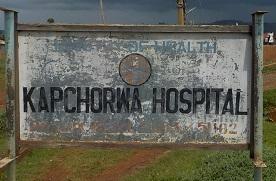 KapchorwaHospitalSign