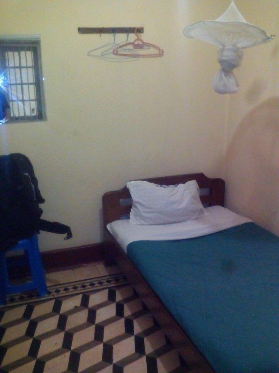 New City Annex Hotel Room