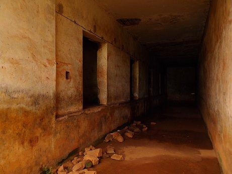 Royal Palace of Buganda jail