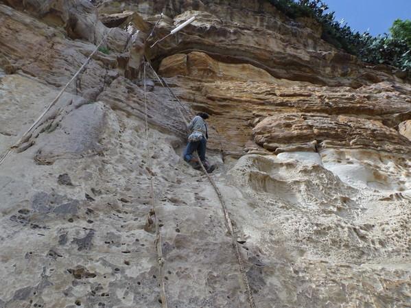 Debre Damo Climb