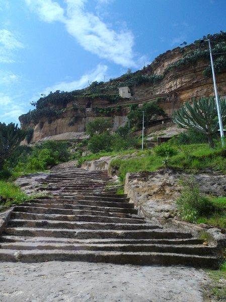 Debre Damo Step