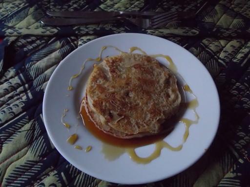 Buhoma Community Rest Camp Dinner Dessert