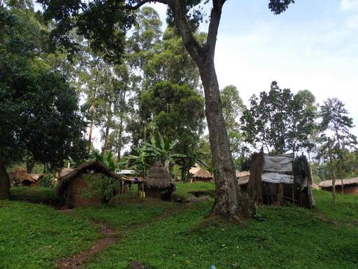 Rushara Hill Military Barrack