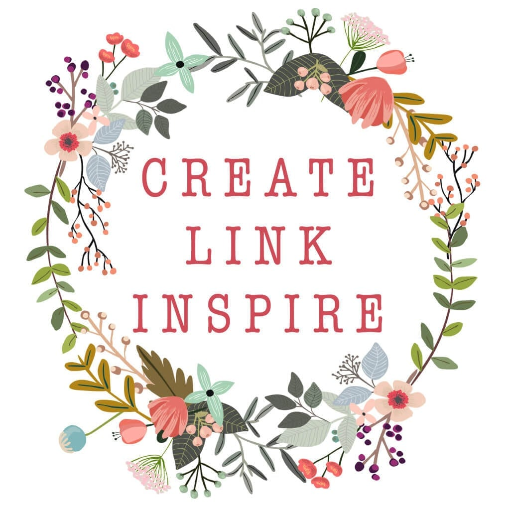 Create Link Inspire Party on Nap-TimeCreations.com | @bisforbookworm