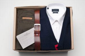 The Cloakroom is er voor mannen die niet houden van winkelen maar zich wel stijlvol willen kleden.