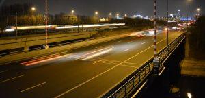 """""""Als je met 120 op de snelweg rijdt, verwacht je niet dat er een slagboom uit de lucht komt."""" (Foto: Boris Lemereis)"""