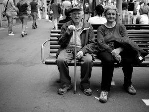 In 2030 telt Amsterdam 130 duizend ouderen. (Foto: Wikipedia)