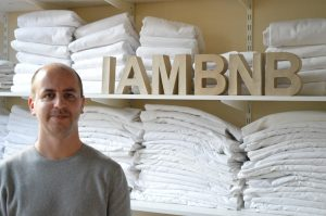 Dirk Minnebo van Iamb&b (Foto: Jochem Knuttel)