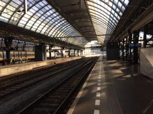 Amsterdam Centraal (Foto: Jasper Bol)