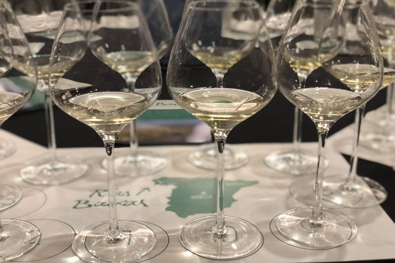 Ten wines from Rias Baixas