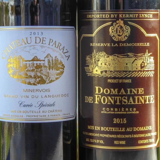 A Tale of Two Wines