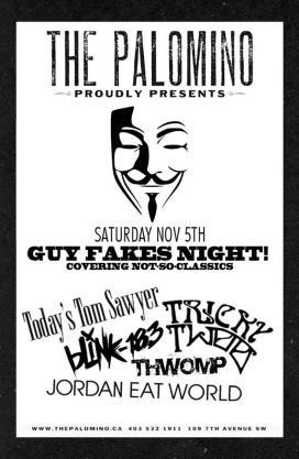 2011 - 11 05 - Guy Fakes Night