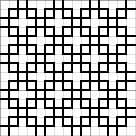 blackwork fill pattern chinois