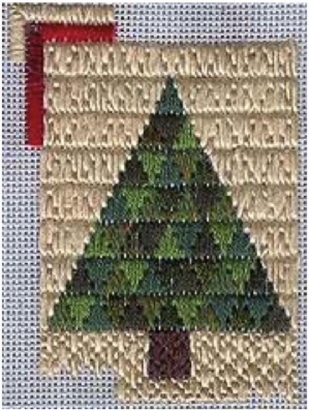 Needlepoint Christmas Ornament Kits