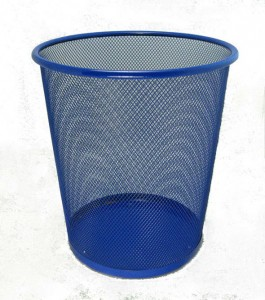 Middle-Size-Metal-Wire-Mesh-Waste-Paper-Basket-Waste-Bin-Trash-Can-Rubbish-Can-Garbage-Can