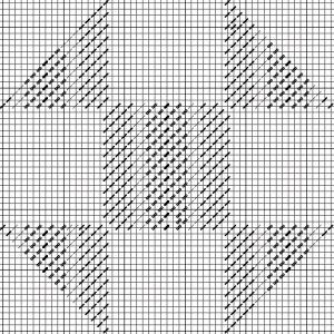 vertical chart, copyright Napa Needlepoint