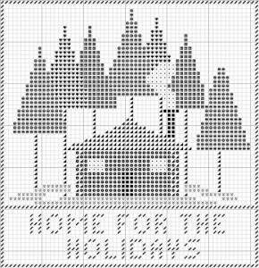 Click for full-size chart. Copyright Napa Needlepoint