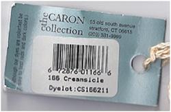 Caron Collection thread tag