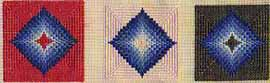 needlepoint background color samples