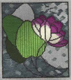 Waterlilies Needlepoint