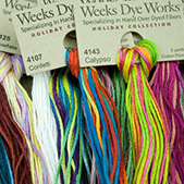 Overdyed Floss Sale in Huntsville