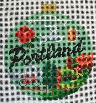 Ornament Reveal &Holiday Tea in Portland