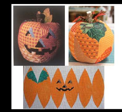 3-D Pumpkin Class in the Twin Cities