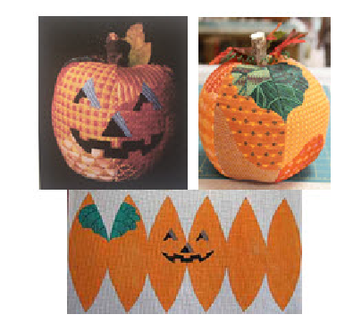 3-D Pumpkin Class in the Twin Cities