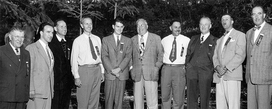 Napa Valley Vintners Founding Members