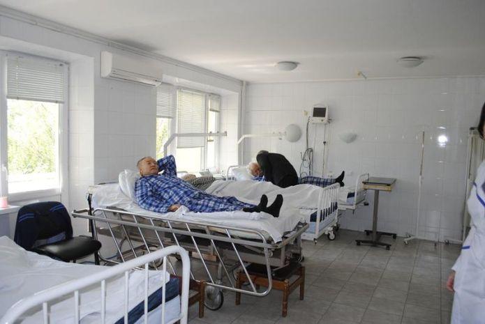 В Запорожье госпиталь получил новое название