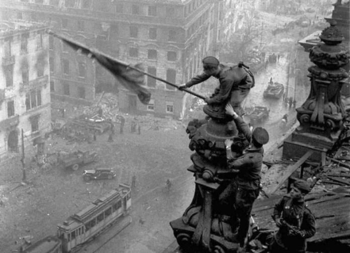 м во Второй мировой войне
