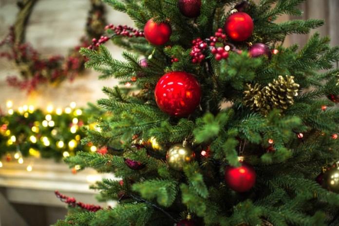Одесситам за новогодние елки предлагают сладости