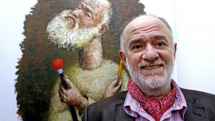 Александр Ройтбурд. художник
