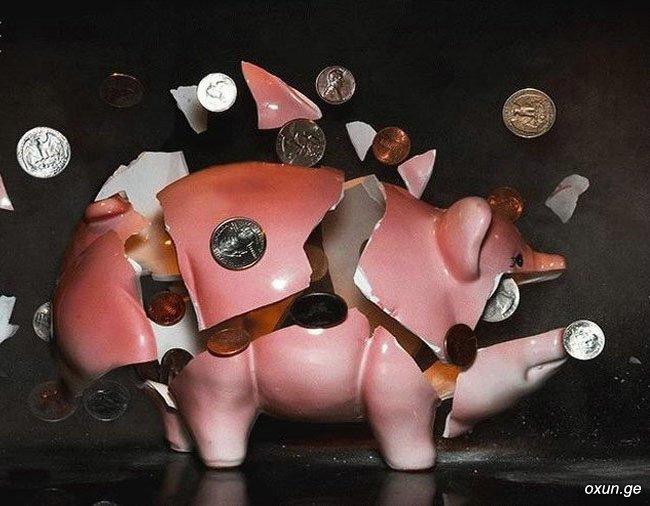 Шесть самых странных экономических крахов в истории