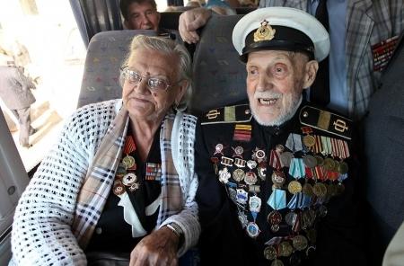 Участникам войны вернули льготы на бесплатный проезд