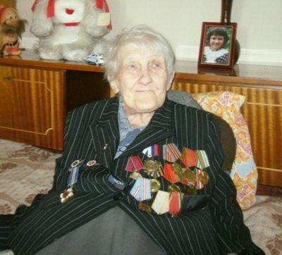 Жительница Ивано-Франковска отметила 90-летний юбилей