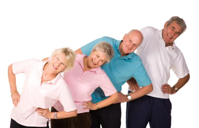 Каким спортом рекомендуется заниматься в старшем возрасте?