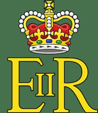 Елизавета II герб