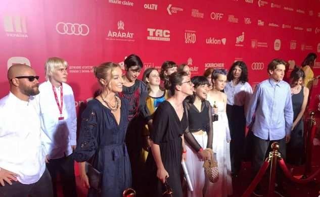 имена призеров Одесского кинофестиваля