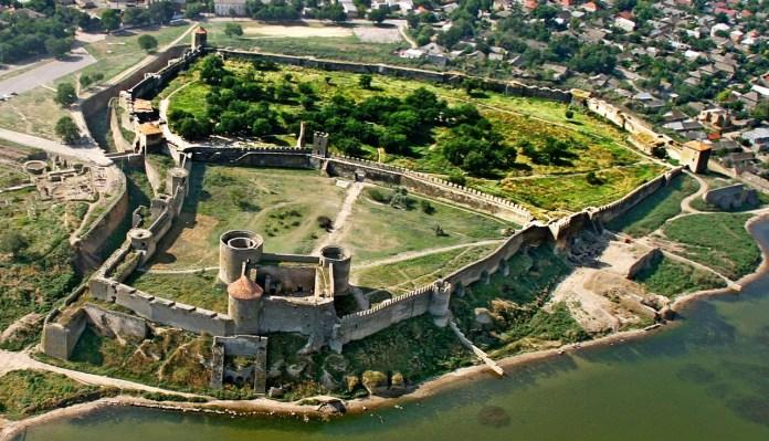 Аккерман крепость