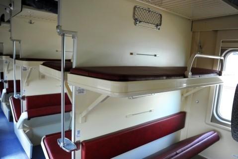 В поезда закупят ремни безопасности
