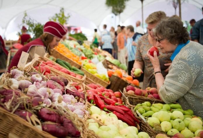 Киевлян приглашают на сельскохозяйственные ярмарки